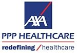 PPP Axa health insurance logo